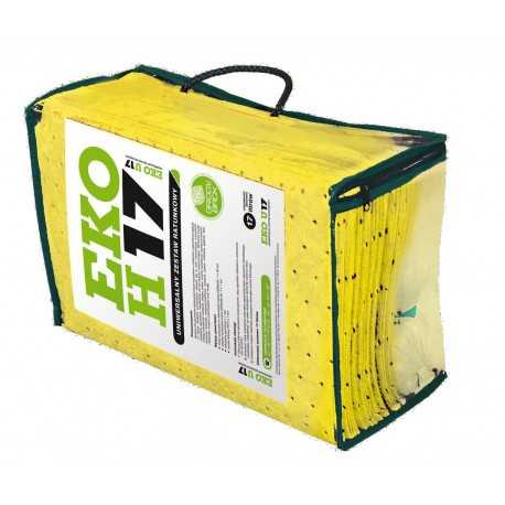 Zestaw ratunkowy chemiczny EKO H17
