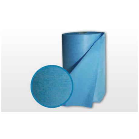 Czyściwo przemysłowe, niebieskie, wielozadaniowe, uniwersalne,100 szt. w rolce, arkusz 29cm x 37cm