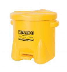 Kosz na odpady niebezpieczne