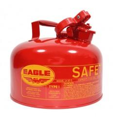 Kanister bezpieczny stalowy, Typ I