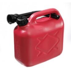 Kanister do paliwa, z lejkiem