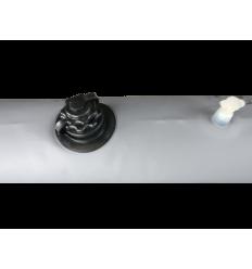 Hydrozapora, zapora przeciwpowodziowa - 360 cm., fi 10 cm.