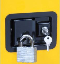 Bezpieczna szafa 2-drzwiowa
