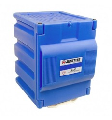 Polietylenowa szafka zabezpieczająca do żrących substancji chemicznych