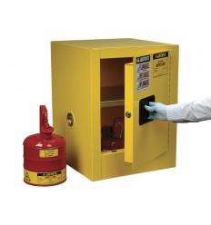 Szafa przeciwpożarowa na substancje łatwopalne