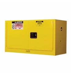 Szafa na chemikalia (64 l) - wisząca, 2-drzwiowa