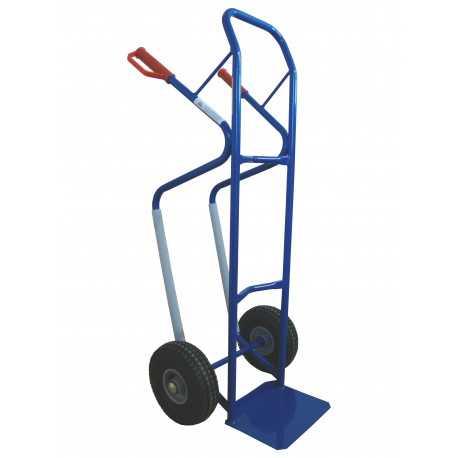 Wózek dwukołowy taczkowy 2K ślizgi/a