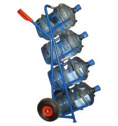 Wózek do galonów z wodą