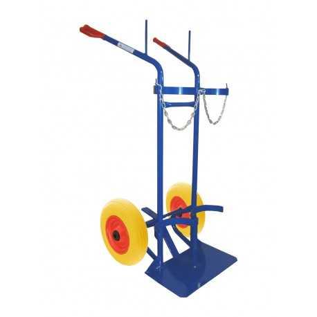 Wózek taczkowy spawalniczy - gazowy