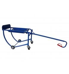 Wózek do beczek plastikowych i stalowych
