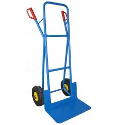 Wózek dwukołowy do przewozu szaf