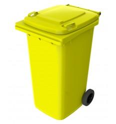 Pojemnik na odpady, polietylen 120 l.