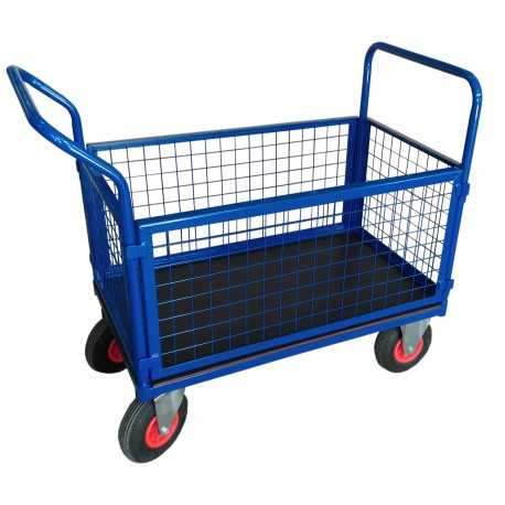 Wózek siatkowy platformowy