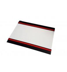 Zmywalna mata dekontaminacyjna 60cm x 100cm biała