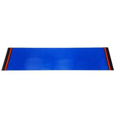 Zmywalna mata dezynfekcyjna 60cm x 100cm niebieska