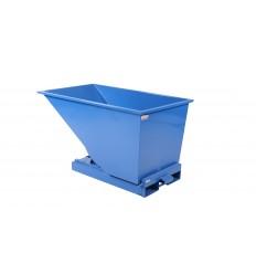 Kontener samowyładowczy do segregacji odpadów - TIPPO 600 L.