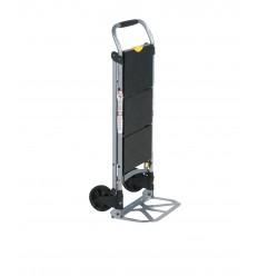 Składany wózek transportowy z drabinką