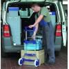 Kompaktowy wózek transportowy RuXXac-cart Business XL 41 cm