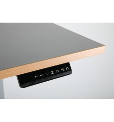 Stół warsztatowy elektrycznie regulowany - 2000 mm, nośność 150 kg