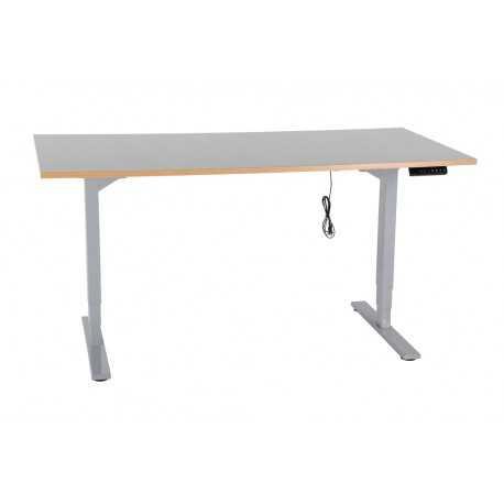 Stół warsztatowy elektrycznie regulowany - 1600 mm, nośność 150 kg