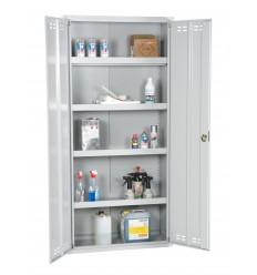 Szafka na chemikalia 1950x920x420 Składana (flatpack) 4 półki