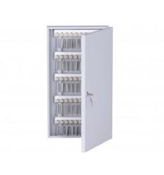 Metalowa szafka na 100 kluczy - KBX 100