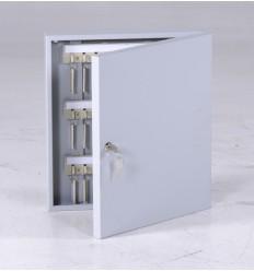 Szafka na klucze - KBX 60 - Stalowa szafka na 60 kluczy