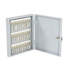 Stalowa szafka na 30 kluczy - KBX 30