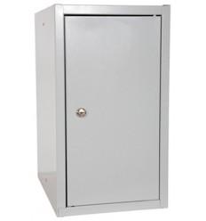 Mała stalowa szafka stanowiskowa