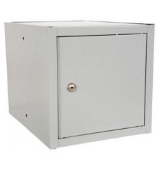 Mała stalowa szafka pracownicza