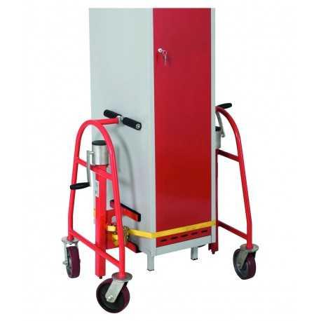 Wózek do mebli - platforma transportowa - 600 kg