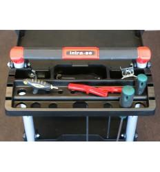 Uchwyt na narzędzia do wózka serwisowego