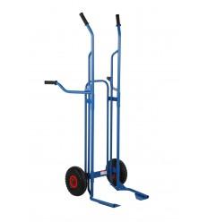 Wózek do transportu opon