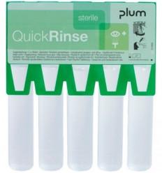 Ampułki do przemywania oczu Plum QuickRinse 5x20ml
