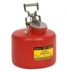 Kanister do przelewania, przechowywania i transportu płynów łatwopalnych 11l.