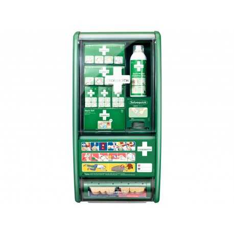 Apteczka ścienna Cederroth First Aid Station