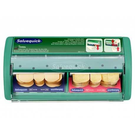 Automat z plastrami opatrunkowymi Salvequick Dispenser Cederroth
