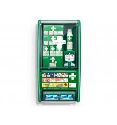 Apteczka ścienna Cederroth First Aid & Burn Station 51011003