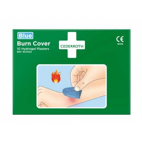 Opatrunek na oparzenia Cederroth Burn Cover 901903