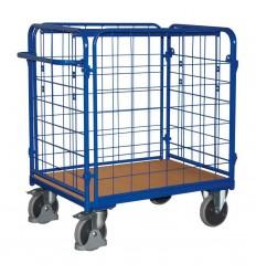 Wózek osiatkowany do paczek 1000x700