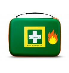 Zestaw na oparzenia Cederroth First Aid Burn Kit - straż pożarna