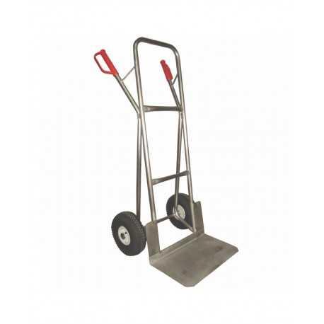 Wózek taczkowy ze stali kwasoodpornej