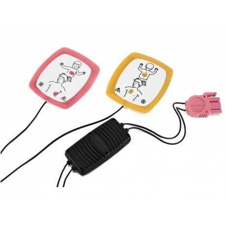 Elektrody pediatryczne AED