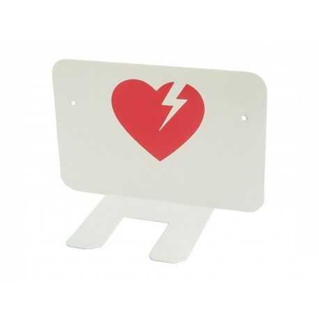 Uchwyt AED - uniwersalny uchwyt ścienny