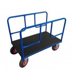 Wózek platformowy 2-poręczowy, 250 kg