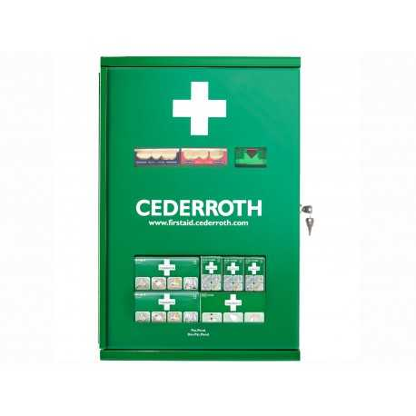 Apteczka ścienna Cederroth First Aid Cabinet
