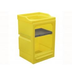 Polietylenowa szafka bezpieczna Romold