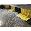 Zapora przeciwpowodziowa - Flood Fence -1m - system przeciwpowodziowy