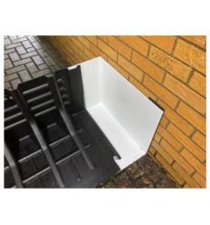 Zapora przeciwpowodziowa - Flood Fence -Narożnik- system przeciwpowodziowy
