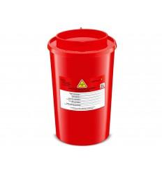 Pojemnik na odpady medyczne 2 l - 30 szt.